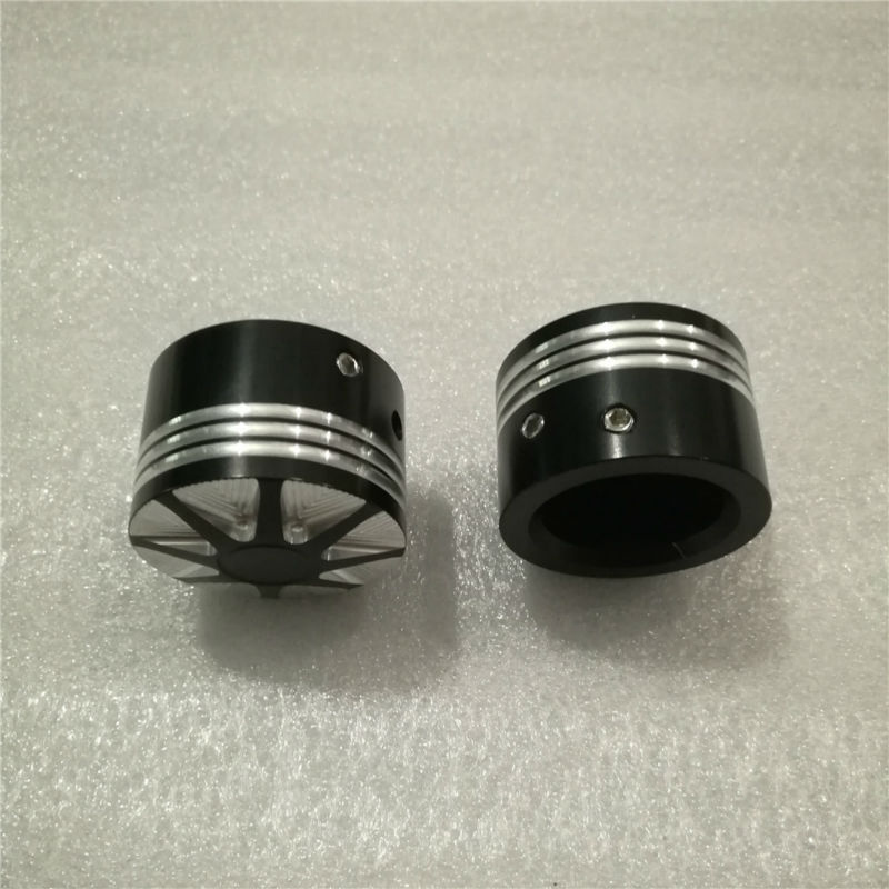 Motorcycle Front Cnc Axle Nut Covers For Harley Wide Electra Glide Low Fatboy Touring Dyna Flht Flstc Sportster 1200 883 Automobiles & Motorcycles Motorcycle Accessories & Parts