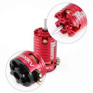 Image 4 - Motor sin escobillas MINI 1410 para coche de derrape, 2500KV, 3500KV, 5500KV, 7500KV, 9500KV, para Kyosho Mr03 Pro Atomic DRZ 1/24 1/28 1/32 RC mini z
