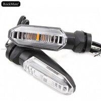 For HONDA CB500X CB400X CB500F CB400F CBR400R CBR500R 13 18 Motorcycle LED Turn Signal Blinker Indicator Light Flash Lamp Amber