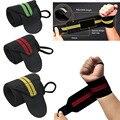 Gewicht Heben Strap Fitness Gym Sport Handgelenk Wrap Bandage Hand Unterstützung Armband-in Handgelenkstütze aus Sport und Unterhaltung bei