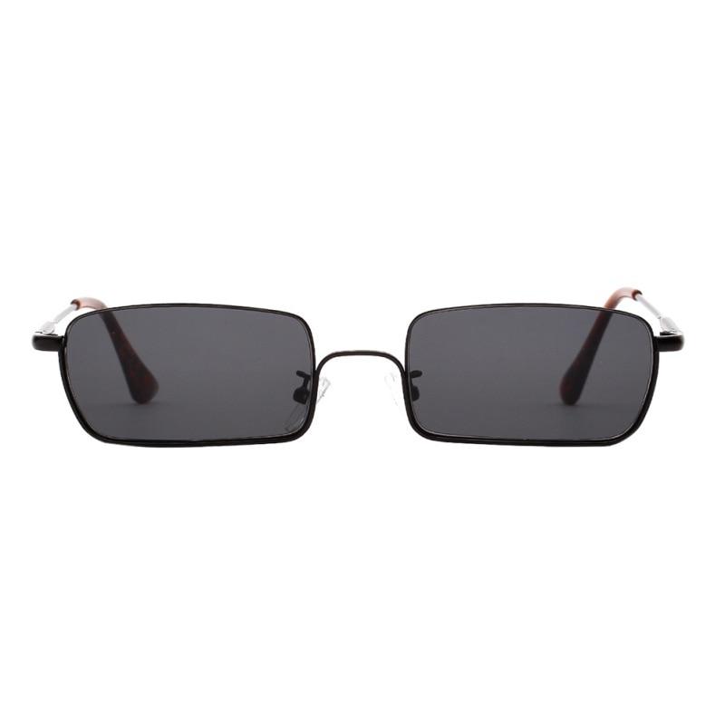 Fashion Hip Hop Clear Colored Lens Festival Sunglasses Retro Frame Square Sunglasses Fashion Optical Glasses Unisex Sunglasses in Women 39 s Sunglasses from Apparel Accessories