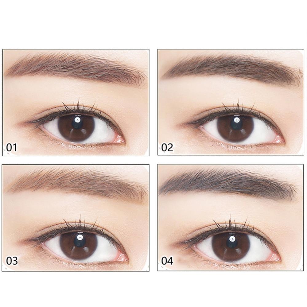 Professional Waterproof Eyebrow Pencil Eye Brow Pomade Makeup Tint
