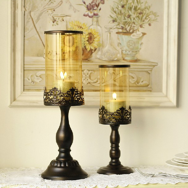 Elegant Candle Holder Easy Craft Ideas