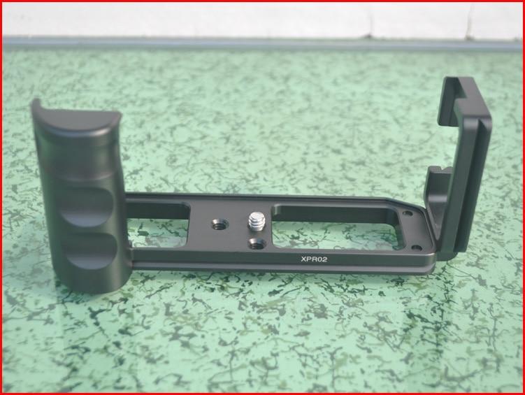 Quick Release L Plate Bracket Hand Grip For Fuji Fujifilm X-PRO2 XPRO2 Arca Sunwayfoto Benro Kirks Sirui Compatible