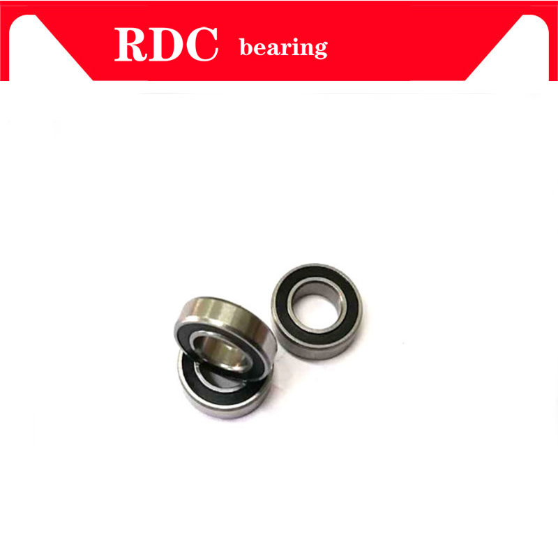 Qty. 10 609-2RS two side rubber seals bearing 609-rs ball bearings 609rs