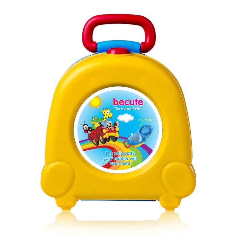 Children's Toilet Baby Potty 1-6 Cartoon Baby Toilet Child Urinal Drawer