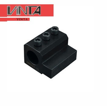 CNC cutter bed slotting tool case tool carriage SBHA lathe drilling and recessing tool assistant bearing seat