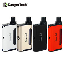 100% Original 75W Kangertech CUPTI starter kit with 5ml capacity Temp Control Mouth to Lung and Direct Lung Vaping