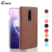 Crocodile Skin Snake Print Leather Case For One Plus OnePlus 7 Pro 6T 6 5T 5 3T 3 X 2 1 A6000 A6010 A5000 A5010 Hard Back Cover(China)