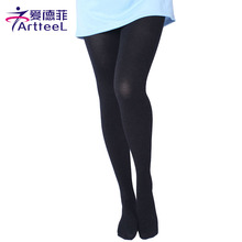Hot Women Lady Autumn Stretchy Anti-off Silk Legging Slim One Piece Pants Warm Sexy Skinny Stockings