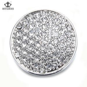 Image 4 - En strass sculpté en étoile, incrustation magnétique puissante boucle magnétique, rétro, broche magnétique, broche pour dames, bricolage, aiguille magnétique