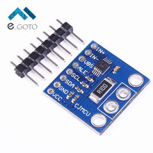 INA226 Voltage Current Power Monitor Module Monitoring Alert Alarm Function Board I2C interface 36V IIC Bi