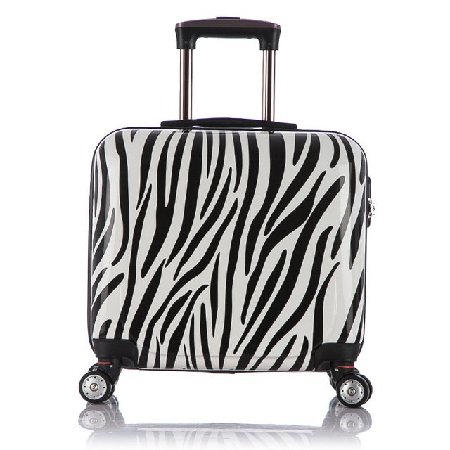New Arrival Rolling Luggage Travel Trolley Luggage Waterproof Trolley Suitcase With Wheels 31 * 13 * 43CM