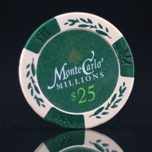 Set Clay Poker Chips