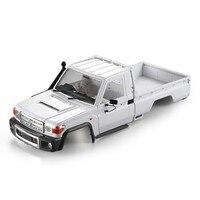 48601 313 мм корпус автомобиля тела комплект для 1/10 осевой SCX10 RC4WD TF2 RC Гусеничный Багги автомобилей traxxas