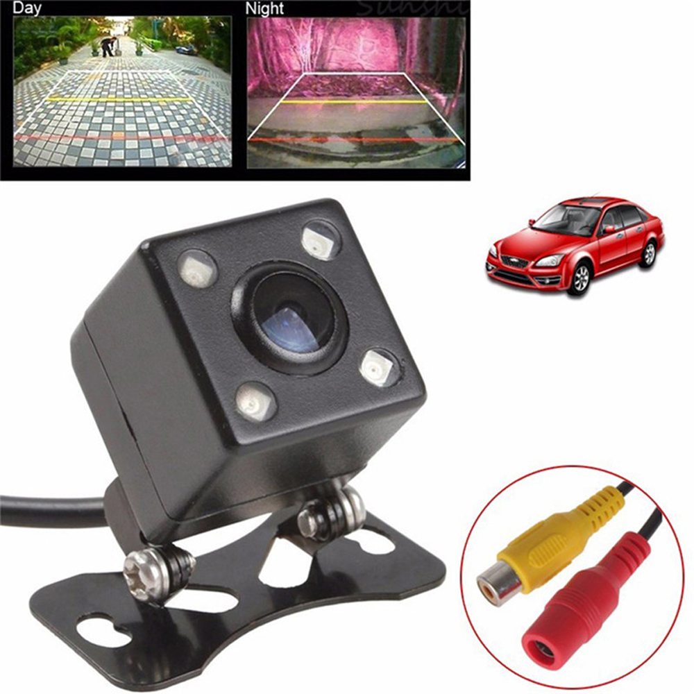 Auto Parking Assistance Camera Waterproof DVD Monitor Rear View Cam Wide Angle Car GPS Back Reverse