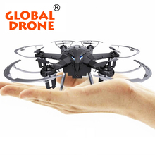 Upgrade Version 2MP Mini Drones With HD Camera i6s 2.4G 4CH 6 axis Headless Hovering RC Helicopter Camera Nano Dron