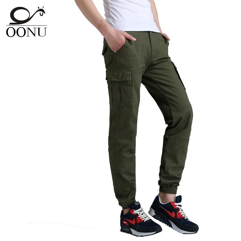 2017 new Brand Mens Joggers Pants Hip Hop Skinny Camouflage Men Pants Military Joggers Fashion Harem