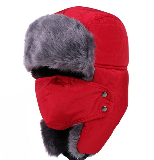 100% Windproof Winter head Cover