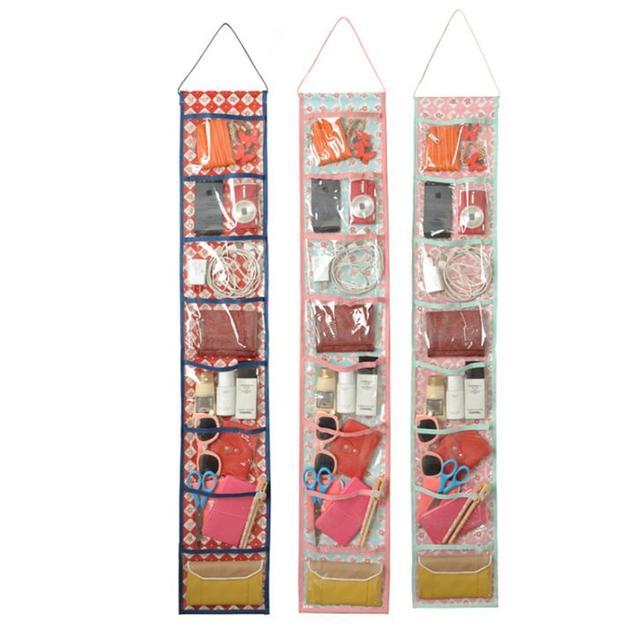 Aliexpresscom Buy 8 Pockets Hanging Storage Bag 2016 Waterproof