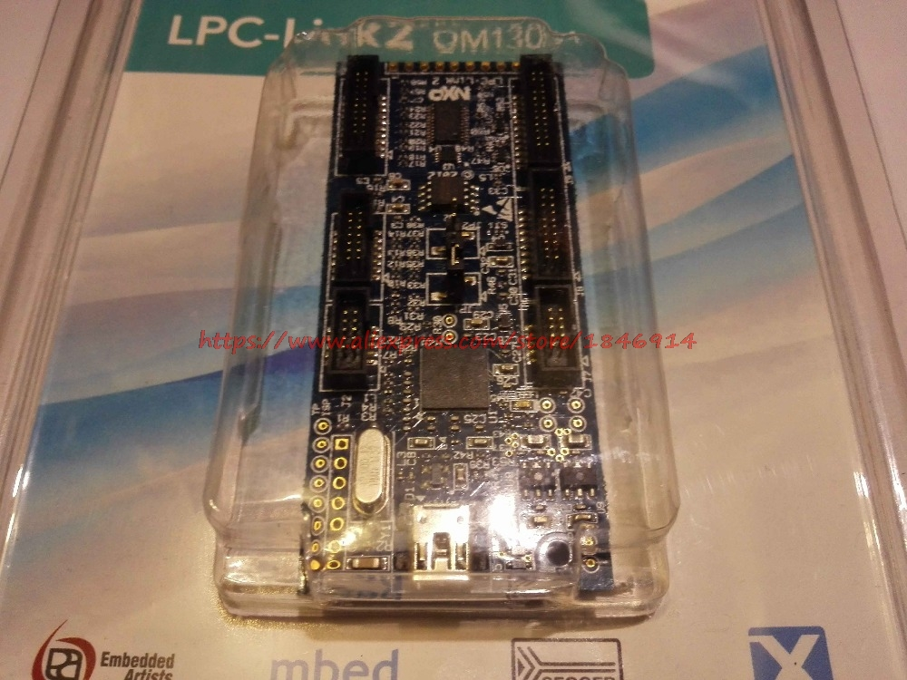 OM13054,598 Programmer, Emulator And Debugger  LPC-LINK 2 ARM JTAG