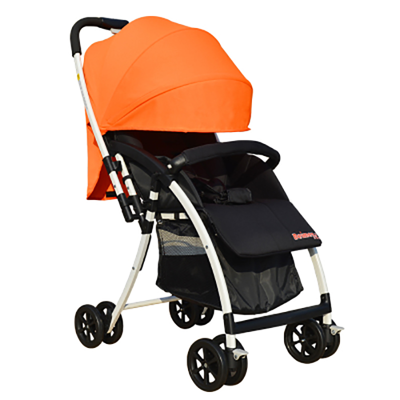 Folding Lightweight Umbrella Stroller Baby Car Kids Carriage Buggy Baby Stroller Portable Shockproof Prams and Pushchairs super light luxury baby stroller high landscape folding baby car shockproof portable prams and pushchairs for newborns 4 2kg