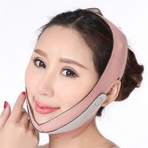 Image 2 - Ultra Thin Smooth Face Slimming Belt Cheek Lift Up Sleeping Anti Wrinkle Sagging Strap V Face Line Belt Chin Slim Mask T226OLE