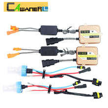 Cawanerl H7 55W Car Light HID Xenon Kit Ballast Bulb 4300K 6000K 8000K Auto Headlight Daytime Running Light Fog Lamp DRL