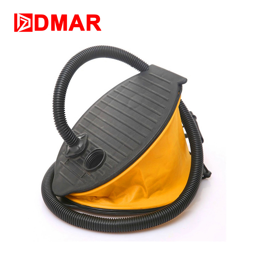 DMAR Inflator Pump for Inflatable Flamingo Unicorn Dount Mattress Swimming Ring Float Swimming Circle Swan Toys Pool Float Water