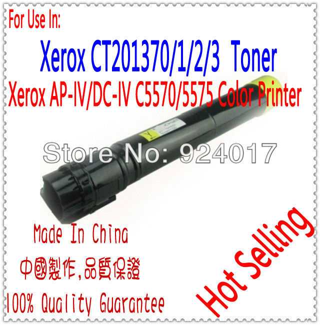 Use For Xerox 5570 5575 Toner Refill,For Xerox CT201370/1/2/3 Toner,Color Toner For Xerox 5570 5575 Printer,For Xerox Printer nowley 8 5575 0 8