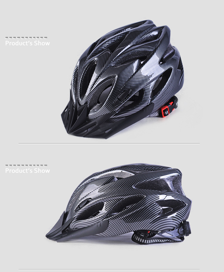 220g Ultralight Bicycle Helmet CE Certification Cycling Helmet In-mold Bike Safety Helmet Casco Ciclismo 56-62 CM-17