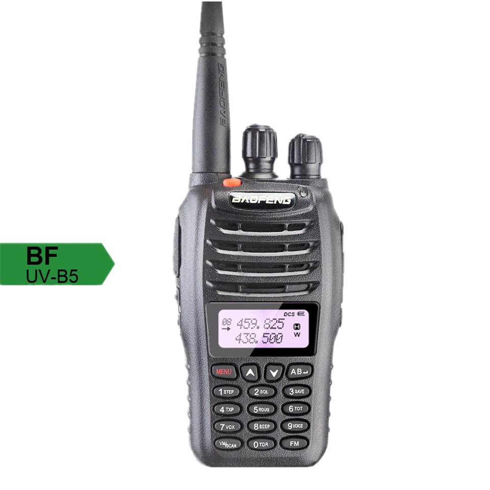 Ham Handheld UV-B5 Scanner 13