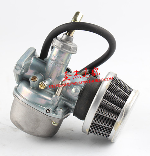 Image 1 - THE MOTOR Store PZ19 19mm Motorcycle Carburetor 50cc 70cc 90cc 110cc 125cc ATV Dirt Bike Go Kart Carb Choke Taotao carburettor-in Carburetor from Automobiles & Motorcycles