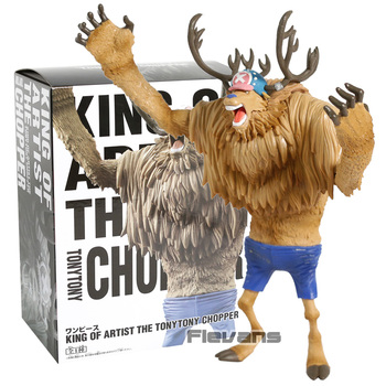 Anime One Piece King Of Artist The Tony Tony Chopper PVC Figure Collectible Model Toy 1