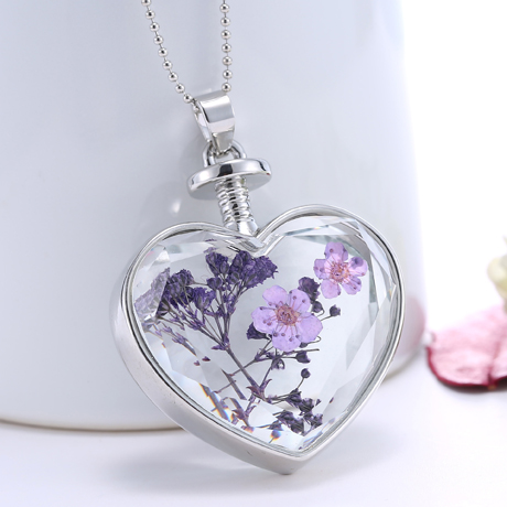 2pcs real dry flower glass locket necklace3 designs availablereal 2pcs real dry flower glass locket necklace3 designs availablereal pressed flower pendant necklace in pendant necklaces from jewelry accessories on mozeypictures Choice Image