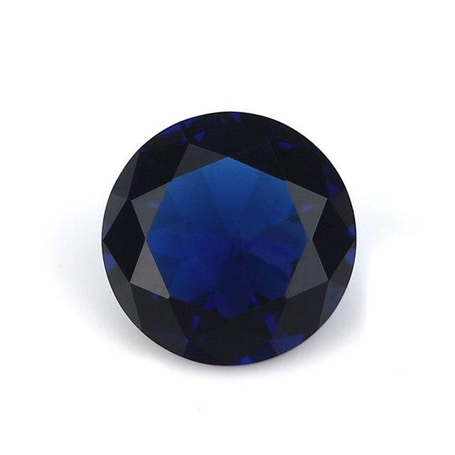 Фото размер 1 мм ~ 15 круглый стеклянный камень белый зеленый синий цена