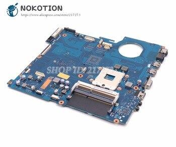 NOKOTION For Samsung RV511 NP-RV511 RV509 Laptop Motherboard HM55 DDR3 Free CPU BA92-07699A BA92-07699B BA41-01432A