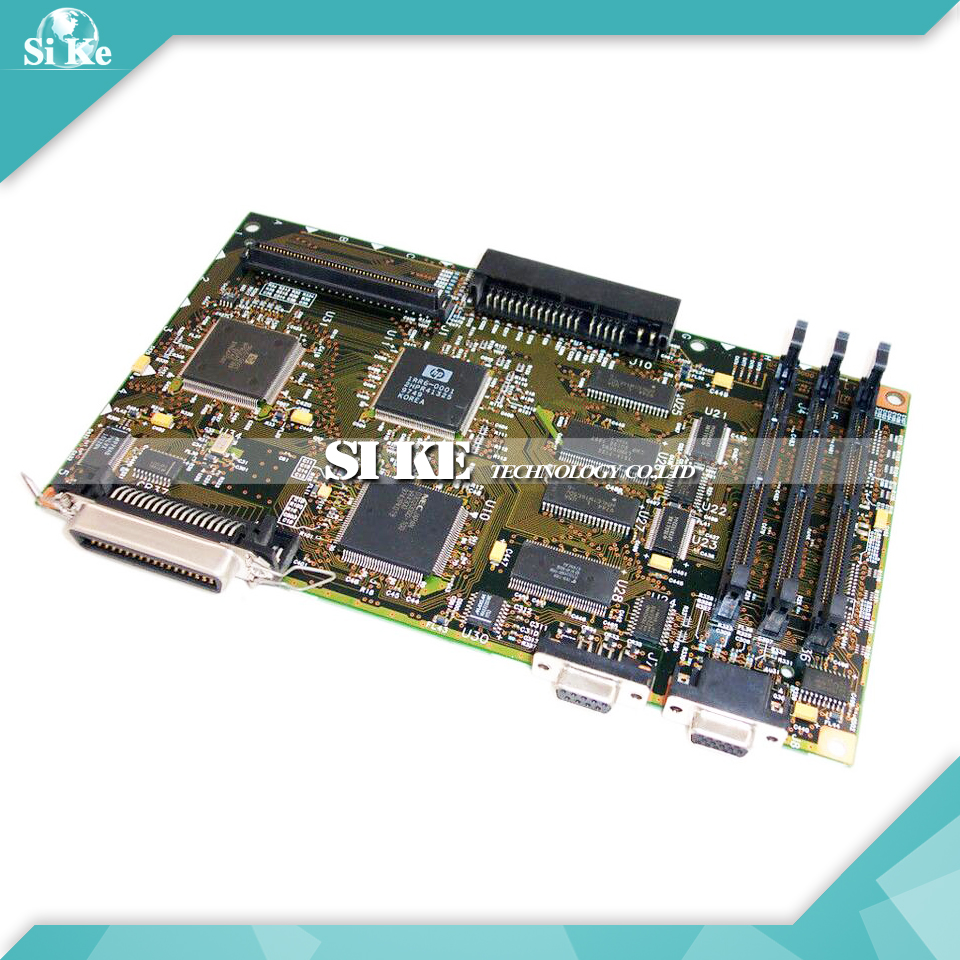 ФОТО Printer Mainboard Main Board For HP LaserJet 4000 4050 HP4050 HP4000 4000TN C4079-60001 Formatter Board  Logic Board