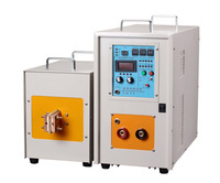 40KW 30-100KHz High Frequency Induction Heater Furnace ZN-40AB