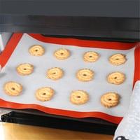 wholesale Silicone Baking Mat Nonstick Cookie/Macaron/Pastry Sheets (Quarter Sheet(23.6x15.7) 60x40cm
