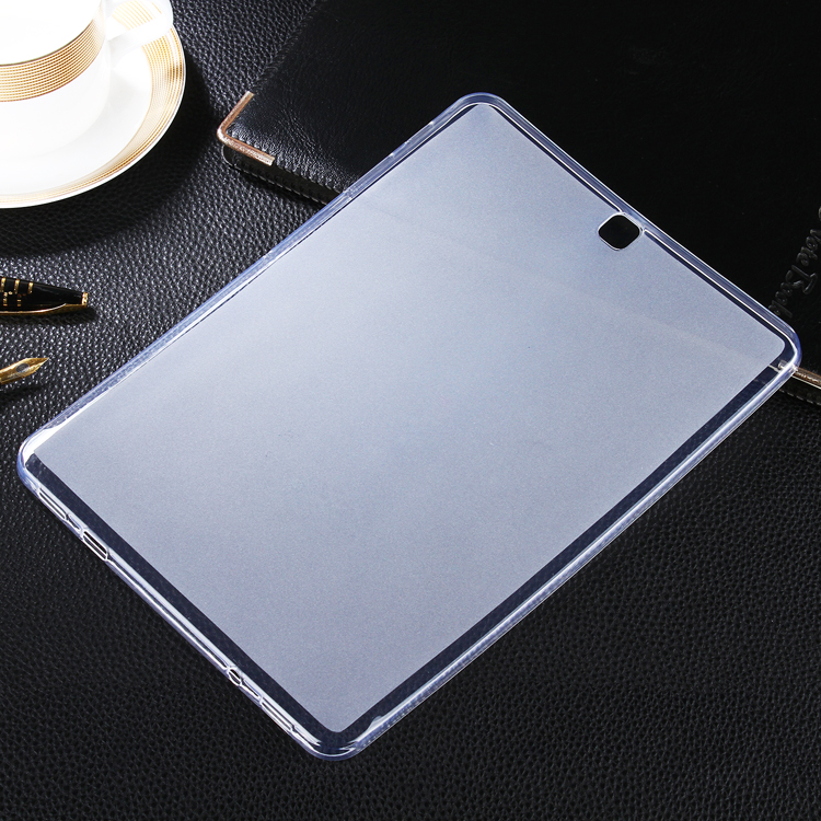 Protective Cover Skin For Samsung Galaxy Tab S2 9.7 T810 T815 T813 T819 Tablet Case Soft Matte TPU case silicone cover copue