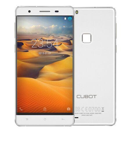 2016 NEW Original Cubot S550 Pro Smartphone Android 5.1 MT6735 Quad-Core 5.5Inch 3GB+16GB 3000mAh 8MP Dual Sim 4G Mobile Phone