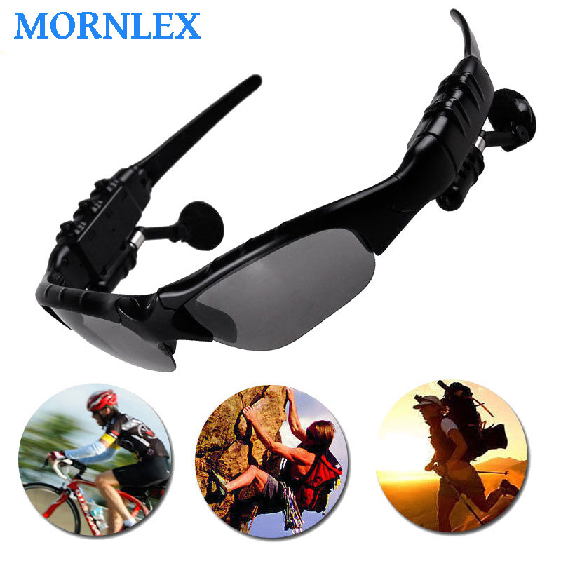Garnish bluetooth headset sunglasses earphone wireless headphones with microphone for a mobile phone fone de ouvido +storage box 2016 new headphones fashion fone de ouvido bass earphone with a microphone headset phone audifonos for a mobile phone for xiaomi