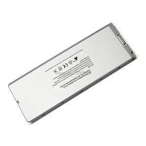 """Image 4 - Özel fiyat pil için Macbook 13 """"MAC A1185 A1181 MA566FE/A MB881LL/A beyaz 55Wh"""