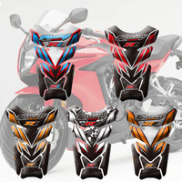 For Honda Hornet CB600F CB900F CB1000R 1998 2013 Motorcycle 3D Fuel Tank Protective Stickers Decals