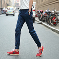 2017 new spring male casual straight health cheap pants student Plus Size Men pegs thin bags boy trousers Hot sales