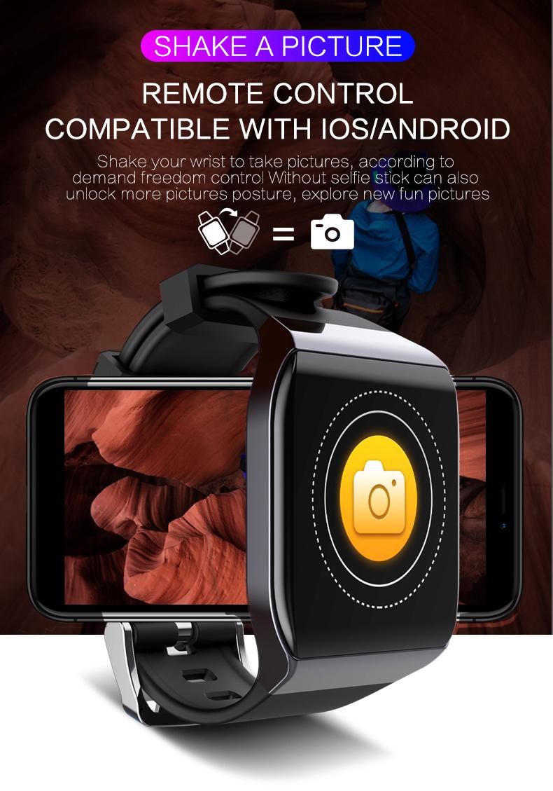 KSUN KS58 pulsera inteligente banda con Monitor de ritmo cardíaco 11