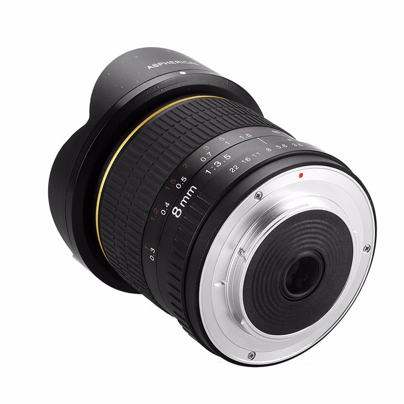 DSLR 8mm Stop118 discount 3