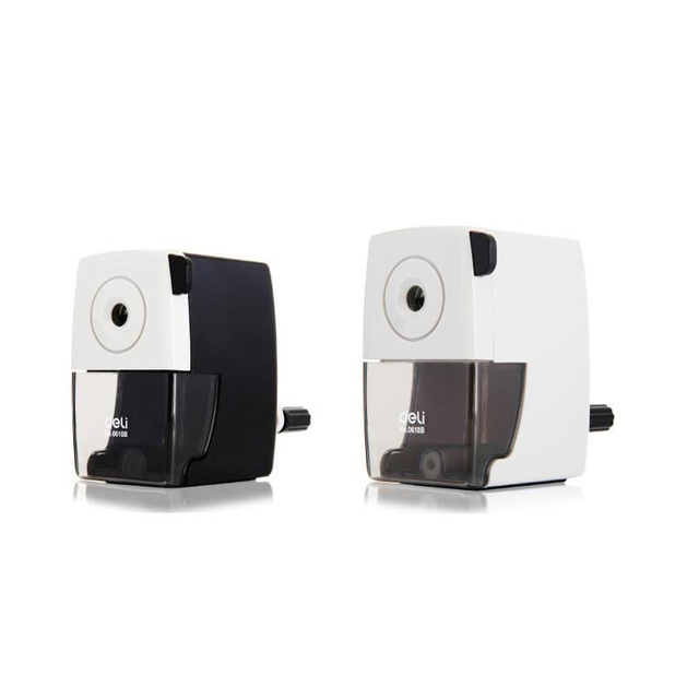 Deli Stationery Pencil Sharpener Office School Supplies Mechanical Accessories Manual