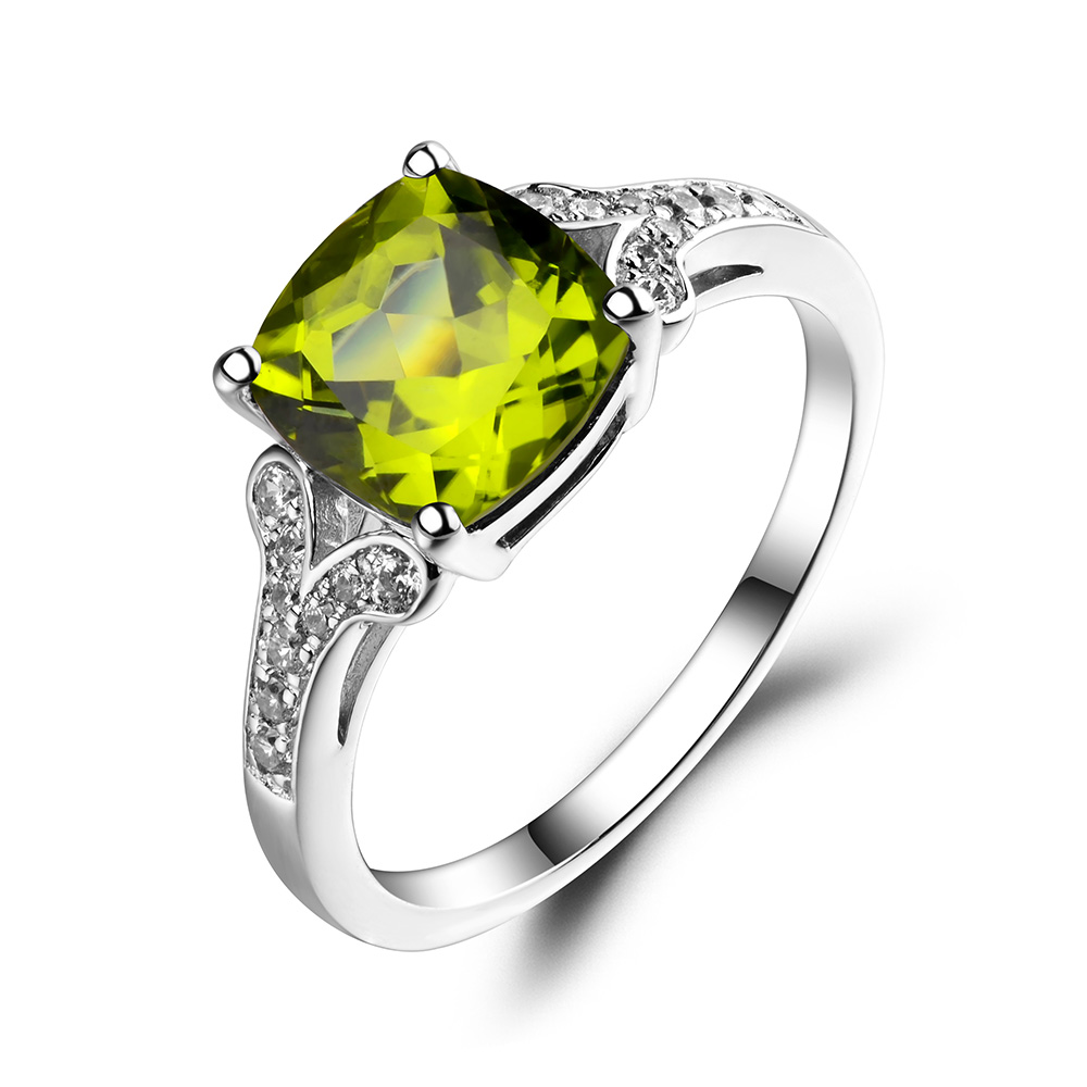 white green round with products peridot wedding rings topaz ring cut
